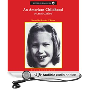 annie dillard an american childhood thesis Ma thesis – r matheson mcmaster university – religious studies vi abbreviations ac an american childhood new york: harper & row, 1989 htf holy the firm new york: harper & row, 1977 ftb for the time being new york: random house inc, 1999 lbf living by fiction new york: harper & row, 1982.