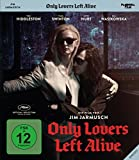 DVD Cover 'Only Lovers Left Alive [Blu-ray]