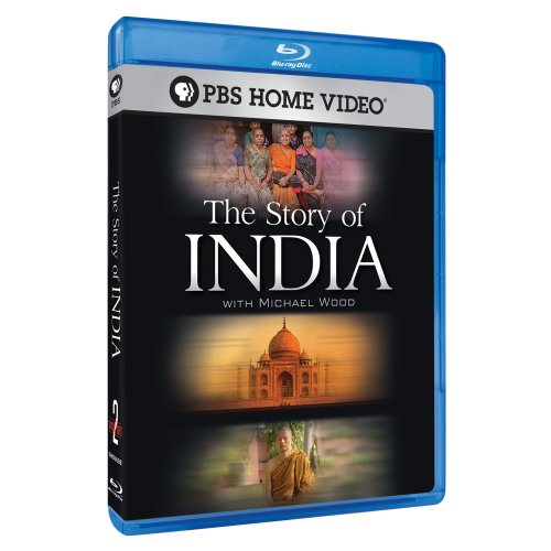 The Story of India [Blu-ray]