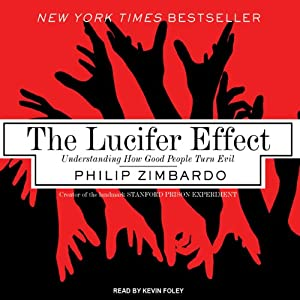 response to lucifer effect If your immediate response to that question is one of defiance, that you believe you understand yourself, your inte the lucifer effect - philip zimbardo.