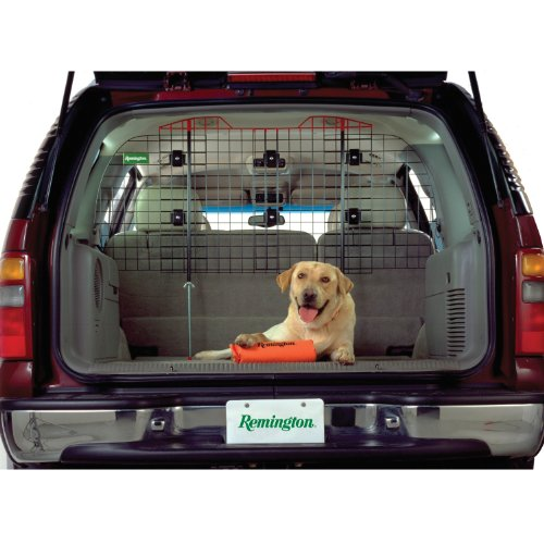 Remington Vehicle Safety Barrier, Black