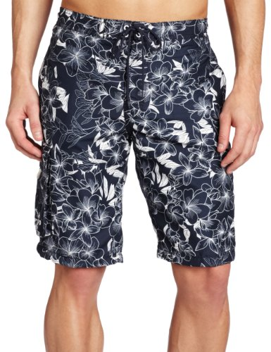 French Connection Men's Whitby Tropical Swim Shorts