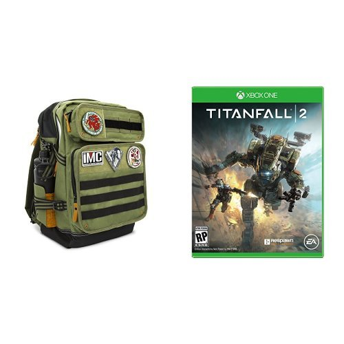 Titanfall 2 Officially Licensed OGIO Backpack + Game – Xbox One