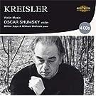 Fritz Kreisler: Musique pour violon