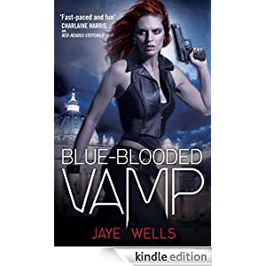 Blue Blooded Vamp - Jaye Wells