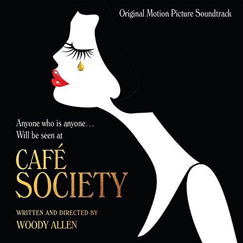 Soundtrack - Cafe Society (CD)
