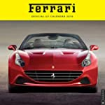 Ferrari 2016 Wall Calendar: Official...