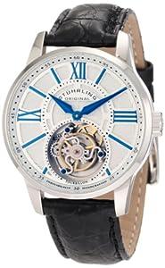 Stuhrling Original Men's 366.331516 Tourbillon Viceroyale Limited Edition Mechanical Blue Watch