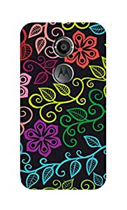 SWAG my CASE Printed Back Cover for Motorola Moto X2