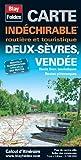 echange, troc Blay-Foldex - Deux-Sèvres (79), Vendée (85). Carte départementale, routière et touristique