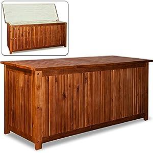 Liste divers de oc ane x costume jardin karlsson for Coffre en bois exterieur castorama