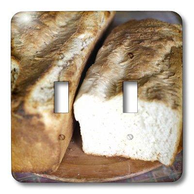 3Drose Llc Lsp_85401_2 Argentina, El Calafate, Homemade Breads, Cuisine Sa01 Mme0296 Michele Molinari Double Toggle Switch