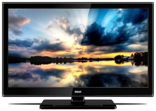 RCA LED22B45RQD 22-Inch Full 1080p 60Hz LED HDTV/DVD Combo (Black)