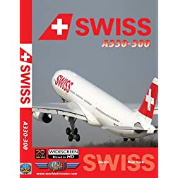 Swiss Airbus A330-300 to New York JFK