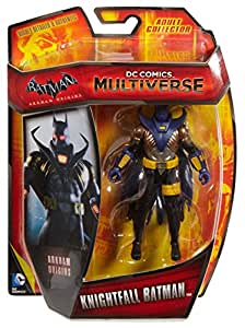 "Mattel Dc Comics Multiverse Batman Arkham Origins Knightfall Batman 4"" Action Figure"