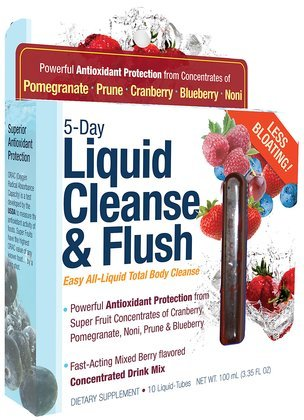 Applied Nutrition 5-Day Liquid Cleanse & Flush Drink Mix, 10 Ct (Pack Of 3)