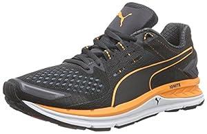 Puma Men's Speed 1000 S IGNITE Running Shoes Grey Size: 9 UK