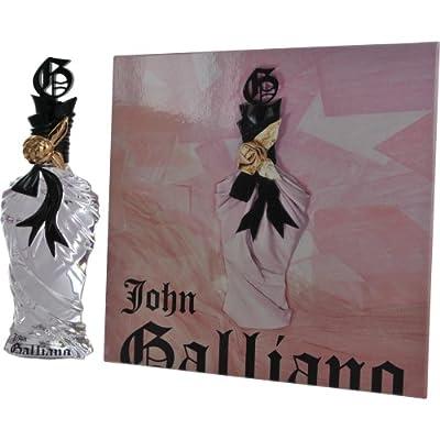 JOHN GALLIANO Eau De Toilette Spray for Women, 2 Ounce