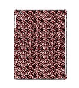 EPICCASE pathful flower Mobile Back Case Cover For Apple Ipad Mini (Designer Case)