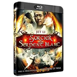 Le Sorcier et le Serpent Blanc [Blu-ray]