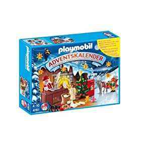 Playmobil Christmas Post Office Calendar