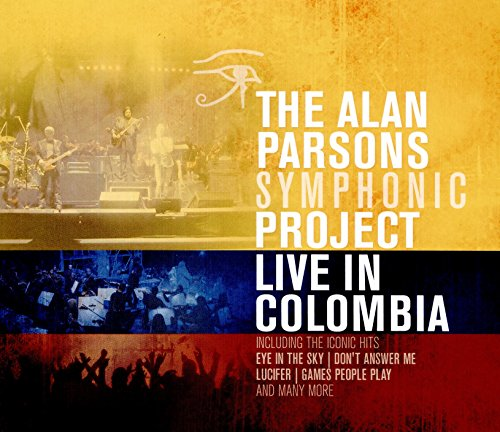 Blu-ray : Alan Parsons - Live In Colombia the Alan Parsons Symphonic Project (Blu-ray)