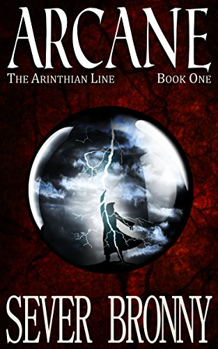Arcane by Sever Bronny ebook deal