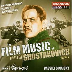 The Film Music of Dmitri Shostakovich, Vol. 2: Dmitry Shostakovich, Vassily Sinaisky, BBC Philharmonic Orchestra: Music