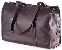 Clava Vachetta Leather Shoe Tote Bag