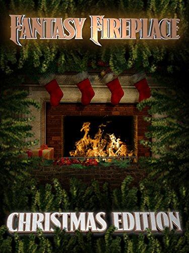 Fantasy Fireplace: Christmas Edition