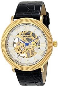 Invicta Men's 17244 SPECIALTY Analog Display Mechanical Hand Wind Black Watch