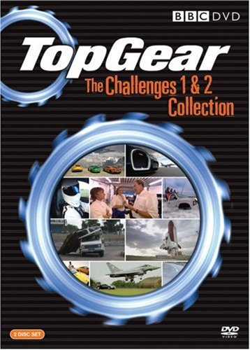 Top Gear - The Challenges 1 & 2 Collection [DVD]