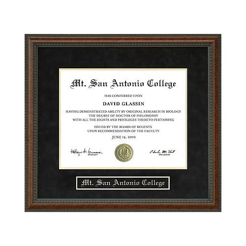Amazon.com : Mt. San Antonio College (Mt. Sac) Diploma