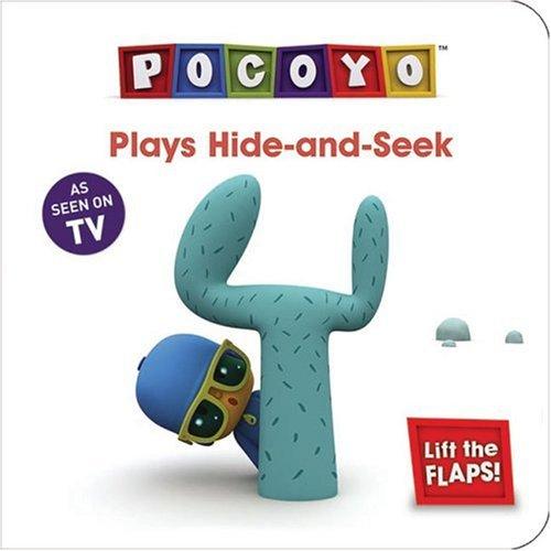 Pocoyo Plays Hide-and-Seek