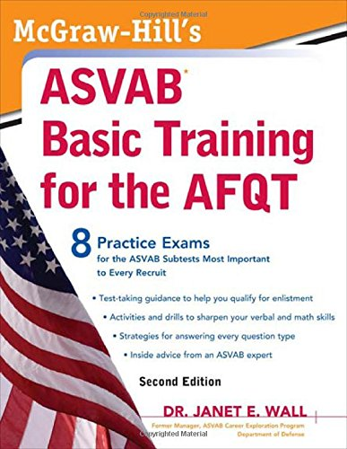 McGraw-Hill's ASVAB Basic Training for the AFQT, Second Edition