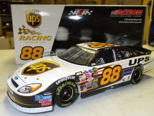 Dale Jarrett UPS 2005 #88 Action Racing 1:24 Die-Cast Stock Car Limited Run by NASCAR Action Racing Collectibles