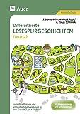 Differenzierte Lesespurgeschichten Deutsch: Logisches Denken und sinnentnehmendes Lesen in den Klassen 2 bis 4 fördern