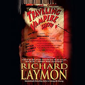 The Traveling Vampire Show Audiobook