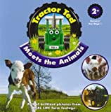 Tractor Ted Meets the Animals [Paperback]