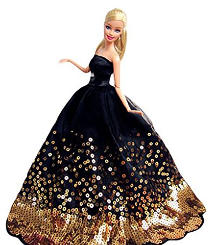 wilsea-115-handmade-evening-gown-bling-clothes-wedding-dress-for-barbie-doll-christmas-gifts-toys-bl
