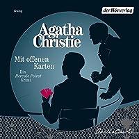 Mit offenen Karten Hörbuch von Agatha Christie Gesprochen von: Klaus Dittmann