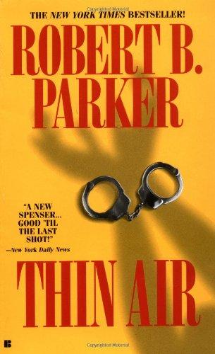 Thin Air (Spenser) front-812159