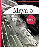 img - for Maya 5 Savvy book / textbook / text book