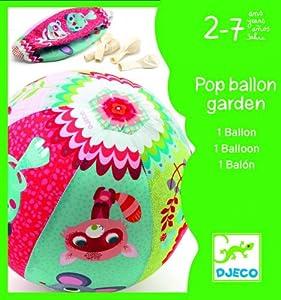 Pop ballon jardin Djeco