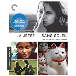 La Jet&eacute;e / Sans Soleil (The Criterion Collection) [Blu-ray]