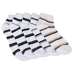 Mikado Mens Socks (Pack of 5)