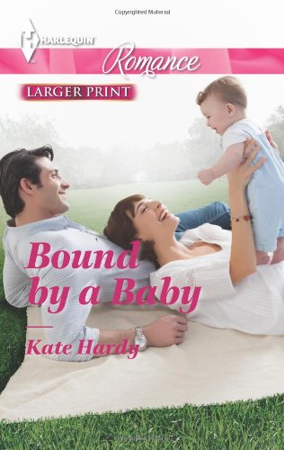Image of Bound by a Baby (Harlequin Romance)
