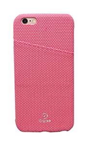 GENERIC PREMIUM QUALITY PINK SILICON HARD CASE FOR APPLE IPHONE 6/6S