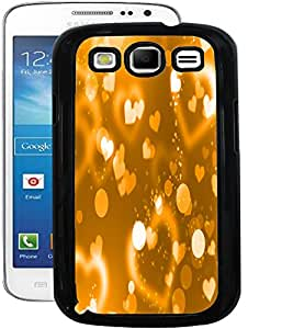 ColourCraft Love Hearts Design Back Case Cover for SAMSUNG GALAXY S3 I9300 / I9305