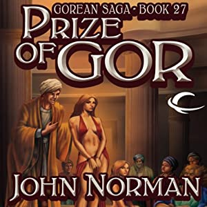 Prize of Gor Audiobook